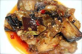 cuisiner des aubergines facile recette d aubergines frites façon sichuan