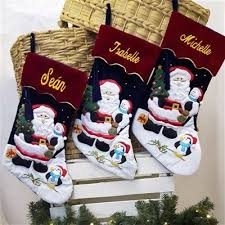 45 best personalised christmas stockings images on pinterest