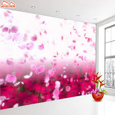 red floral wallpaper promotion shop for promotional red floral