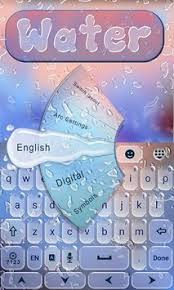 go keyboard theme apk water go keyboard theme apk free personalization app