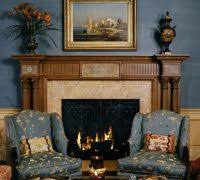 blue and gold living room ideas living room traditional with