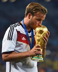 Mario Gotze Hairstyle Mario Gotze How Playmaker Has Gone From Germany World Cup Hero To