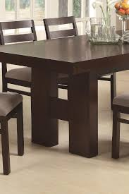 toronto double pedestal dining set at gowfb ca true contemporary