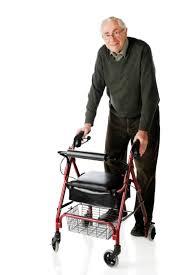 elder walker a look at rolling walker safety