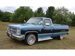 customized chevy trucks 1985 to 1987 chevrolet silverado for sale on classiccars com