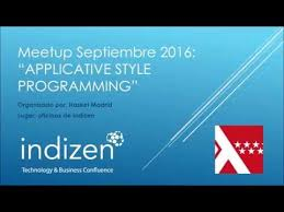 meetup indizen haskell madrid applicative style programming