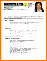 registered nurse resume sample philippines transportation officer