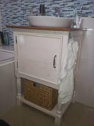 yet another pottery barn inspired bathroom vanity and bathroom