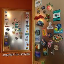 Decorative Magnetic Boards For Home by Fun Way To Display Magnet Collection Using Magnet Board Home