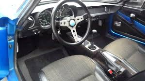 renault alpine interior 1976 alpine 1600 sc coys of kensington