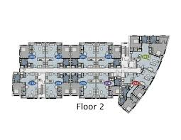 apartment building floor plans with dimensions