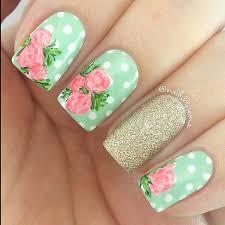 45 refreshing green nail art ideas art and design