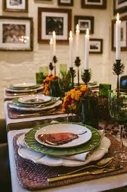 thanksgiving table setting ideas the celebration society