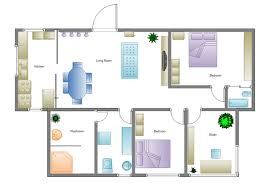 simple house floor plan home plan software free exles