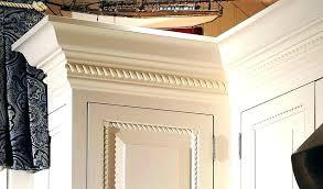 kitchen cabinet trim molding ideas cabinet trim molding ideas for intended 10 fernandotrujillo com