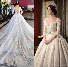 discount luxury expensive 2016 vintage wedding dresses bling