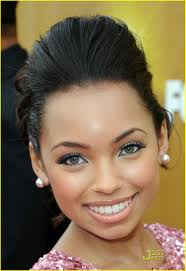 Hit The Floor Jelena Howard - logan browning is pretty in pink photo 360205 photo gallery