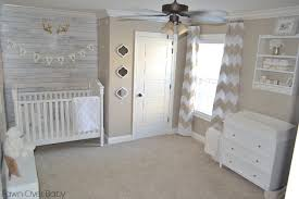 Rustic Nursery Decor A Rustic Chic Neutral Nursery Project Nursery