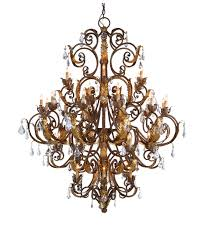 Currey And Company Lighting Currey And Company 9530 Innsbruck 55 Inch Wide 39 Light Chandelier