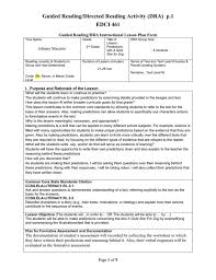 guided reading lesson plan template fountas and pinnell new 2017