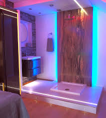 led color changing light strips impressive 80 led bathroom lighting strips design decoration of 8