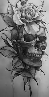 awesome skull designs for free coloring book