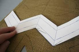 live a wilder burlap door hanger tutorial