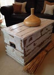 Coffee Table Chest Pottery Barn Knock Off Trunk Coffee Table Follow The Video