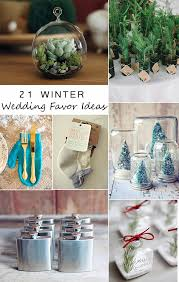 Favors For Wedding by 21 Wonderful Winter Wedding Gift And Favors Ideas