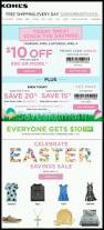 kohls sale and coupons you can use two coupons in one purchase