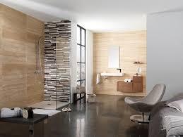 gestaltung badezimmer ideen sandstein fliesen optik relaxsessel ideen gestaltung für bad