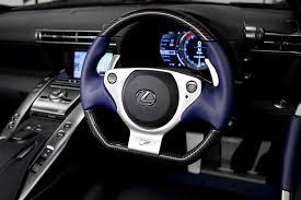 lexus lfa steering wheel image 2012 lexus lfa right hand drive model size 1024 x 683 type
