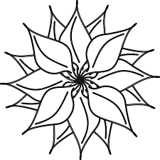 flowers for tropical flowers clip art black and white clip art