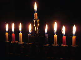 less fire more light u2013 lighting hanukkah candles without burning