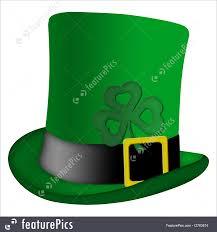 st patrick u0027s day leprechaun irish hat illustration
