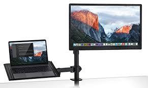 mount it mi 4352ltmn laptop desk stand and monitor mount full