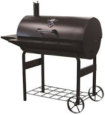 Backyard Barbecue Grills Charcoal Grill Stampede 37 5 In Outdoor Bbq Smoker Backyard