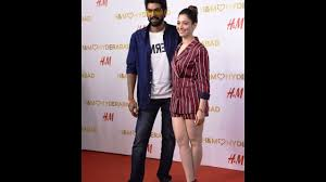 Store M Rana Daggubati And Tamannah At The Launch Of H And M Store