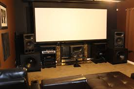 home theater riser dmans living room projector setup avs forum home theater
