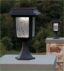 Outdoor Lighting Posts - lighting wooden light posts outdoor solar lamp post lights
