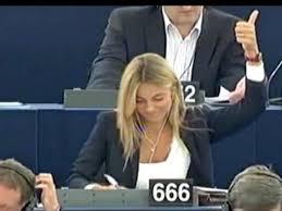 siege du parlement europeen barbara matera le siège 666 au parlement eur jt 28 09 11
