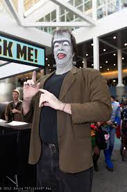 Munsters Halloween Costumes Herman Munster Cosplay Comikaze Expo 2013 Dtjaaaam
