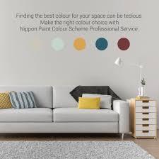 professional colour scheme designer malaysia nippon colour scheme