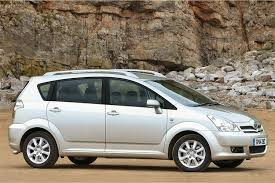 toyota corolla verso 2004 2009 used car review car review