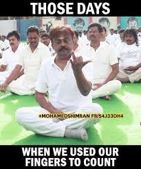 Captain Vijayakanth Memes - tamil superstar vijayakanth s viral yoga video is inspiring the best