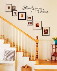 Staircase Wall Ideas Stylish Inspiration Stairway Wall Decor With Ideas To Decorate The