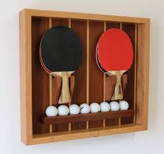 custom table tennis racket make a custom ping pong paddle ball holder design plans made