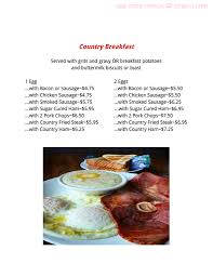 online menu of daddy u0027s country kitchen restaurant acworth