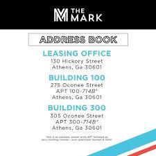 the mark home facebook