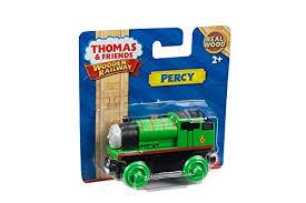 amazon fisher price thomas train wooden railway percy